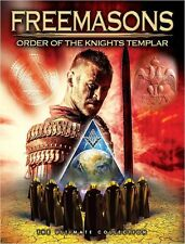 Freemasons: Order Of The Knights Templar 889290141064 (DVD Used Very Good)