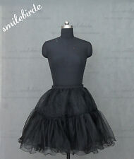 "More Colors Tulle Skirt 20"" knee length Crinoline Petticoat Tutu Dancewear Skirt"