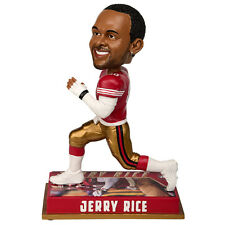 "Jerry Rice San Francisco 49ers 8"" Limited Edition Bobble Head Doll Bobblehead"