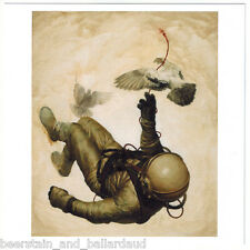"Jeremy Geddes ""Sweet Love For Planet Earth"" Lithograph print SOLD OUT"