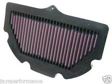 K&N HIGH FLOW AIR FILTER SUZUKI GSXR750 K6/K7/K8 06-08 SU-7506
