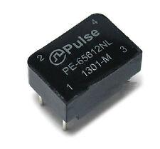 2PCS Transformer PULSE DIP-4 PE-65612 PE-65612NL