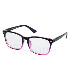 New Fashion Retro Vintage Men Women Eyeglass Frame Full Rim Glasses Spectacles