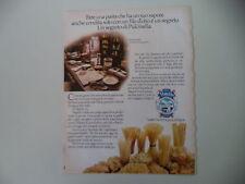 advertising Pubblicità 1979 PASTA VOIELLO