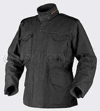 HELIKON TEX US M65 Jacke Army Field Parka Jacket black w Liner MR Medium Regular