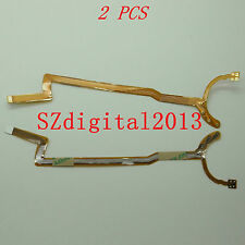 2PCS/ NEW Lens Aperture Flex Cable For Canon 18-55mm EF-S IS Repair parts