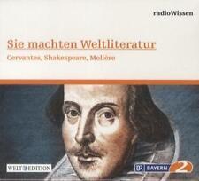 Radiowissen-Literatur - Sie Machten Weltliteratur