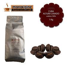 Caffè in Grani Cuba Altura Lavado 1 Kg - Caffè Monorigine Arabica 100%