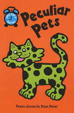 Peculiar Pets (Time for a Rhyme),GOOD Book