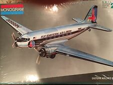 1/48 Monogram Eastern Airlines DC-3 / C-47  Kit# 5610  ***MINT*** FACTORY SEALED