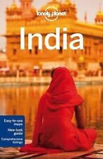 Lonely Planet India (Country Travel Guide)-ExLibrary