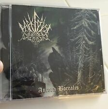 Dark Forest Aurora Borealis. Windir, Vreid, Moonsorrow, Enslaved, Kampfar
