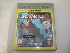 playstation 3 uncharted 2 : among thieves     PS3