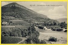 cpa 12 - MILLAU (Aveyron) Les Bords de la DOURBIE CUREPLATS et LA SALETTE