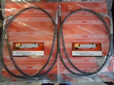 NEW Suzuki GT750 Both Throttle Cables LMB Models / Kettle Water Buffalo Cable