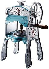 Doshisha Manual Drive Metal Shaved Ice Shaver IS-AL-1500 Kakigori maker Machine