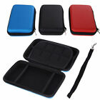 EVA Skin Carry Hard Protective Case Bag Pouch for Nintendo 3DS XL LL with Strap