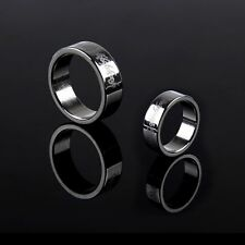 18mm/20mm Silver Strong Magnetic Ring PK Magic Tricks Pro Magic Props Magic Ring
