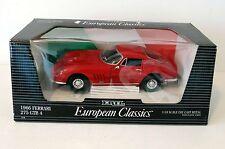 1:18 scale ERTL die cast Ferrari 275 GTB/4