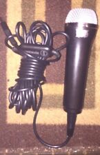 LOGITECH ROCK BAND OR GUITAR HERO USB MICROPHONE WII PS3 PS2 XBOX 360