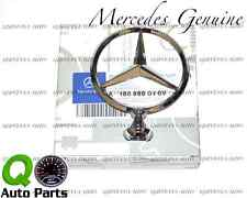 Mercedes W108 W110 W111 190 etc Hood Star BRAND NEW GENUINE 180 888 01 09