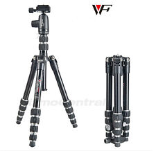 Fancier Weifeng WF-6615 ball head Screw folding camera Tripod + bag