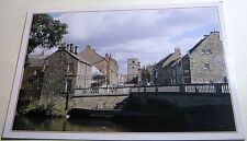 England River Wansbeck Oldgate Clock Tower Morpeth PNO01163 DRG J Arthur Dixon -