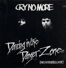 "Cry No More(12"" Vinyl P/S)Dancing In The Danger Zone-Capitol-S 75178-Ca-VG/NM"