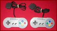 2 Official Controllers for the Nintendo Super Famicom System SNES TESTED!
