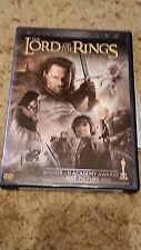 The Lord of the Rings: The Return of the King (DVD, 2004, 2-Disc Set, Widescr...