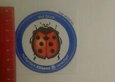 ADESIVI/Sticker: buona fortuna auspicabilmente assicurato alleanza (24101651)
