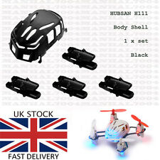 Hubsan Q4 H111 Body Shell 1x set (black) - Spare Parts for Quadcopter Drone