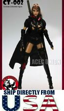 PREORDER 1/6 Dark Mourner Sexy Killer Clothing Body Head Sculpt Set - USA SELLER
