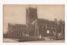 Somerset, Crwkerne, St. Bartholomews Church Postcard, A809