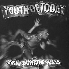 Break Down the Walls [Reissue] by Youth of Today Revelation Records