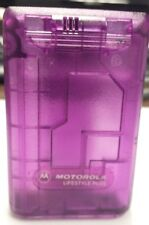 NEW  Motorola Prop Bravo/Plus Beeper - Pager- Prop Pager - Retro Gift-Gag G