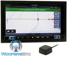 "ALPINE INE-W967HD SINGLE DIN 7"" TV TOUCHSCREEN GPS BLUETOOTH NAVIGATION HD RADIO"