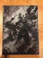 Chaos Space Marine Limited Edition Codex