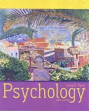 Psychology by David G. Myers (2009, Hardcover) 9th Edition