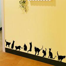 Removable Art Vinyl Quote DIY Cats Wall Sticker Decal Mural Home Room Decor