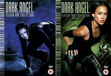 DARK ANGEL COMPLETE SERIES 1 2  Season 1-2 Collection UK REGION 2 DVD