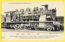 cpa LOCOMOTIVE Machine N° 4038 à vapeur saturée Sécheur de vapeur Animés Enfants