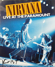 Nirvana Krist Novaselic Signed Live at the Paramount DVD PSA/DNA AUTOGRAPH