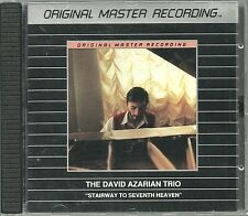Azarian, David Trio Stairway to Seventh Heaven MFSL Silver CD MFCD 902
