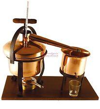 Distillatore Alambicco da 5L con termometro (grappa)