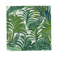 20 x Palm Tree Cocktail Napkins Canape Drinks Size Tropical Hawaiian Party Theme