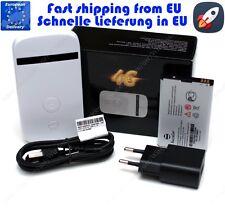 NEU ZTE MF90+ Tasche Hotspot 100Mbps LTE 4G 3G Wireless WLAN SIM-LOCK FREI