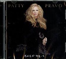 PRAVO PATTY ECCOMI (SANREMO 2016) CD NUOVO E SIGILLATO !!