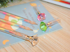 4pcs/lot Kawaii Diamond Gel Pen Color Marker Water Pen Girl Friend Gift