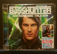 BASSHUNTER-NOW YOURE GONE THE ALBUM -ECM-CLUBLAND STYLE-DANCE 16 Tracks